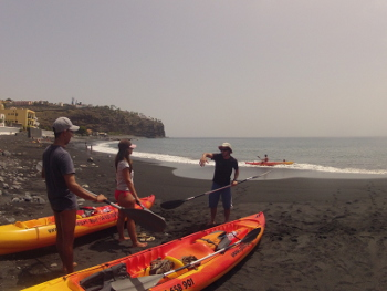 Splash Gomera - Kayaks & Paddleboards