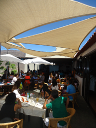 Splash Gomera - Places to Eat - Restaurant Tagoror